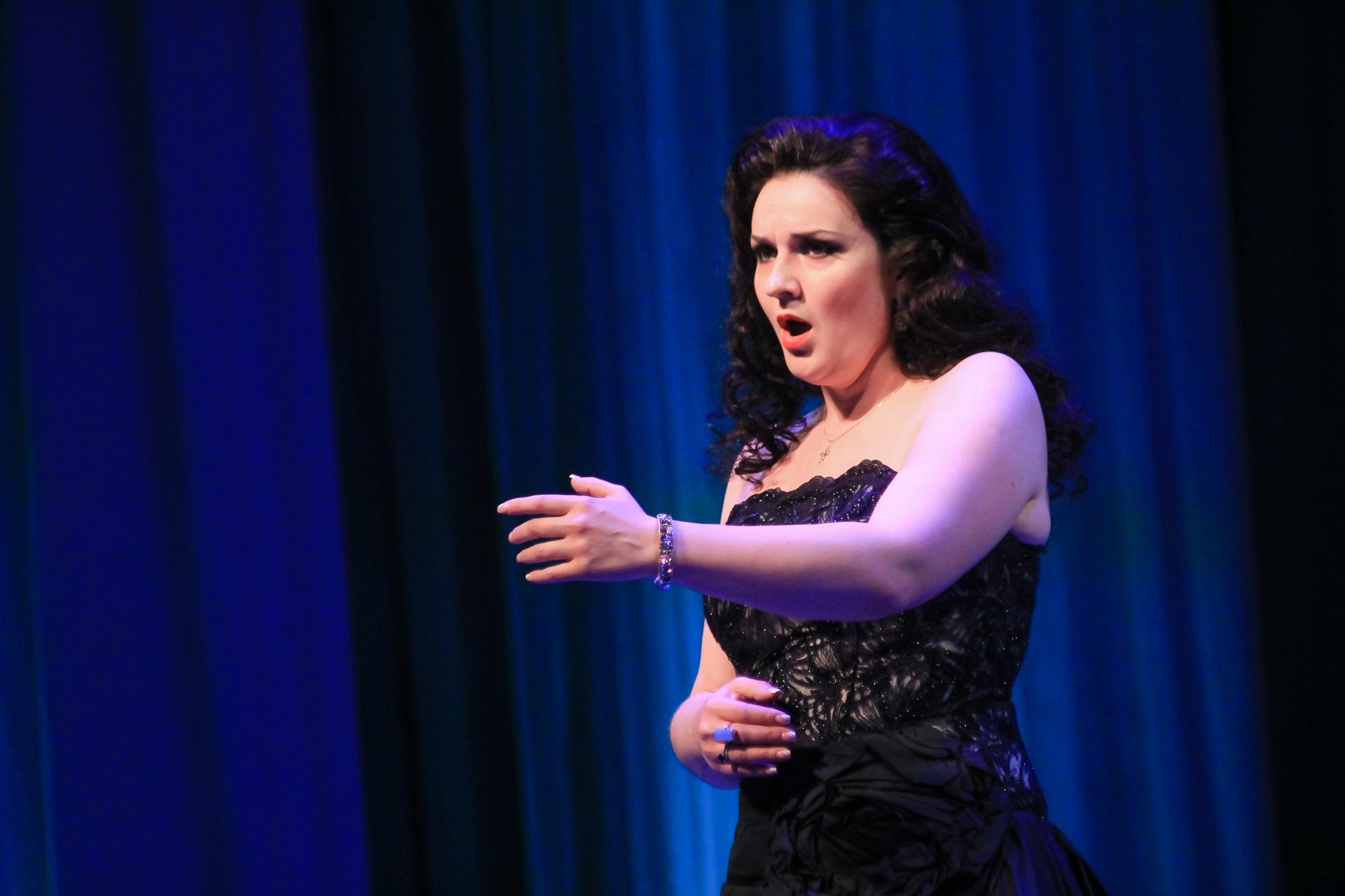 В октябре на сыктывкарской оперной сцене блеснет воронежская