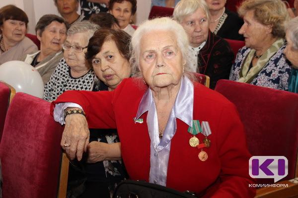 Почетных ветеранов в Сыктывкаре стало больше