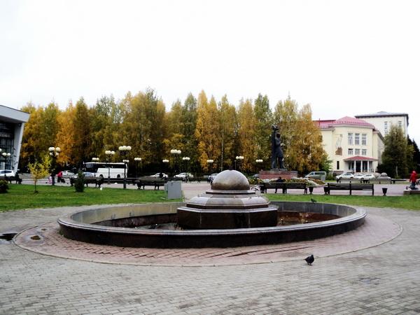 В столице Коми