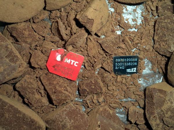 Осужденному ИК-1 в Коми прислали конфеты с сим-картами