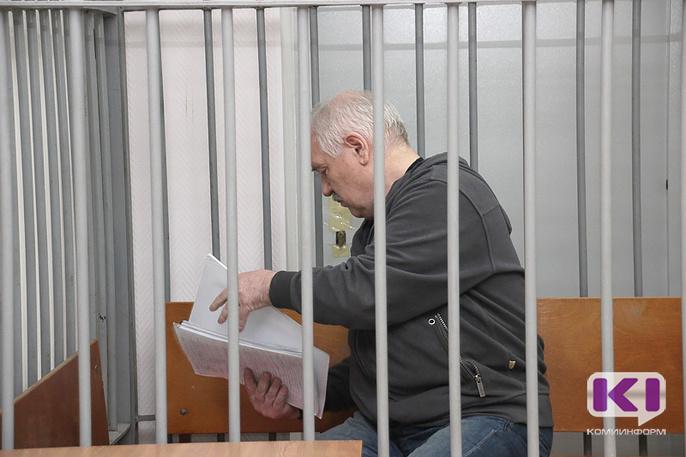 Экс-глава Княжпогостского района два дня произносил последнее слово
