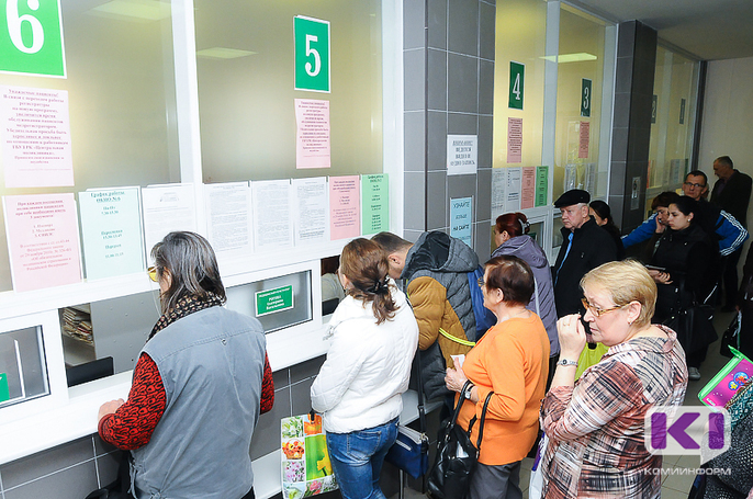 В Коми за неделю почти 9 тысяч человек заболели ОРВИ