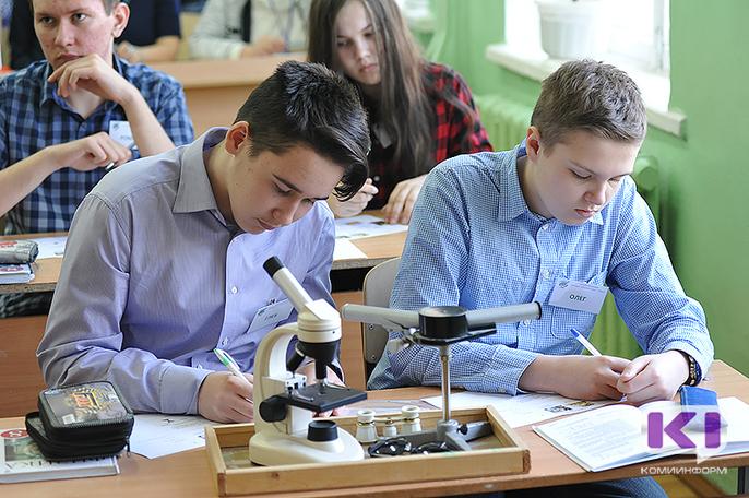 В Коми больше половины выпускников классов естественнонаучного направления поступили в медицинские учебные заведения