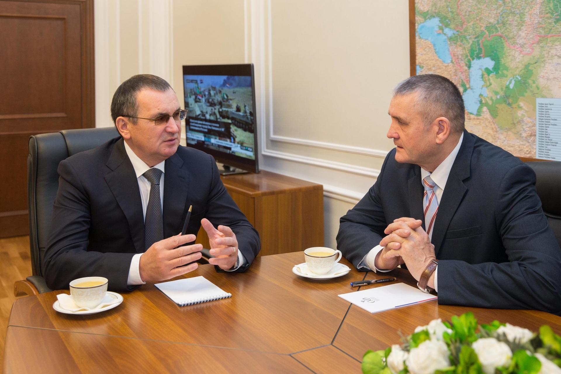 Анатолий Князев поднял в Совете Федерации вопросы поддержки коренных малочисленных народов и северных аграриев