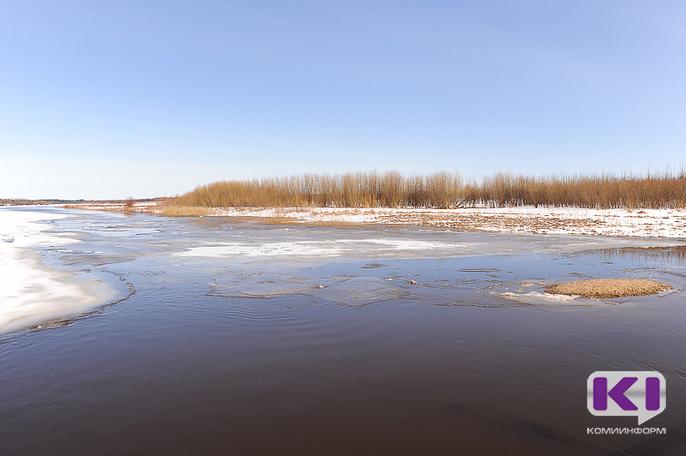 Появление льда на реках Печорского бассейна ожидается позже обычных сроков