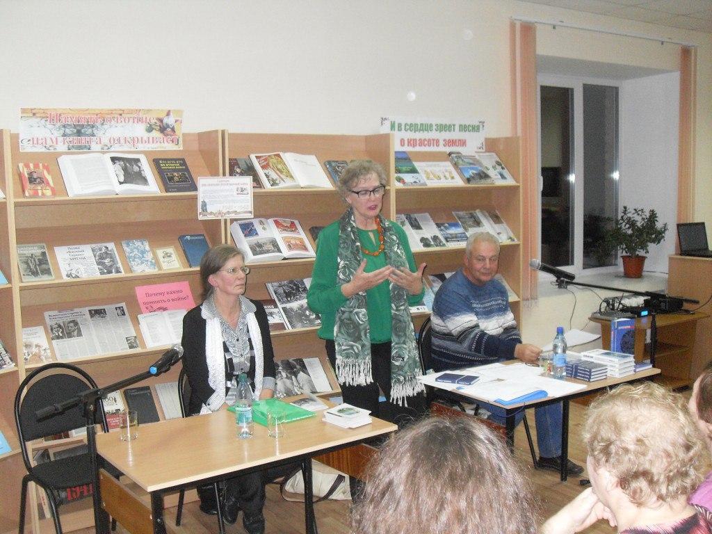 Известные писатели и поэты Коми посетили Усть-Цилемский район