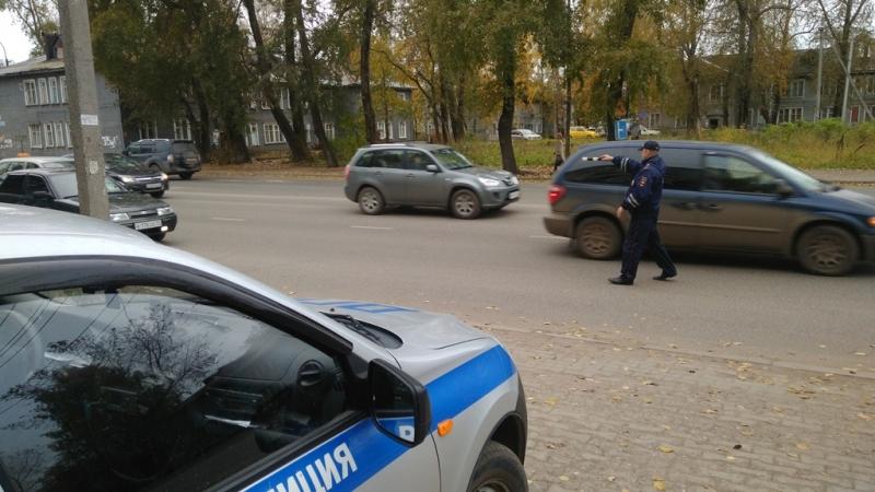 53 нарушения выявили автоинспекторы Сыктывкара в ходе операции