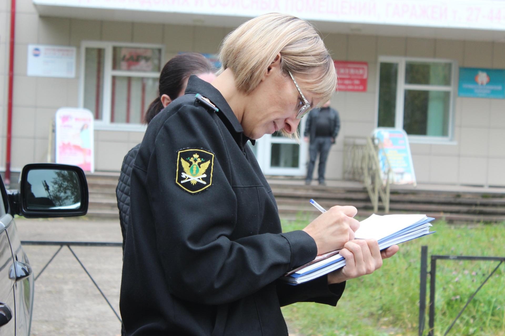 Судебные приставы Сыктывкара взыскали штраф с лесозаготовительной компании