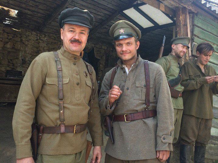 Житель Айкино Евгений Дуданов снялся в фильме