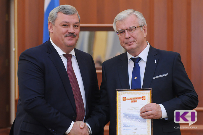 Строительство автодороги к Северному морскому пути очень перспективно - заслуженный дорожник Коми Евгений Михайлов