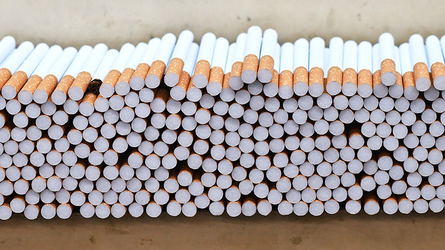 В Россию хлынул табачный контрафакт