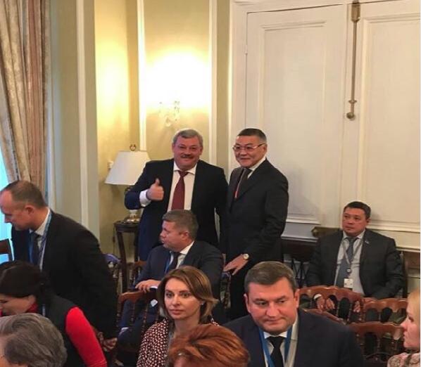 Светлана Орлова примет участие вработе 33-й сессии Конгресса властей Совета Европы