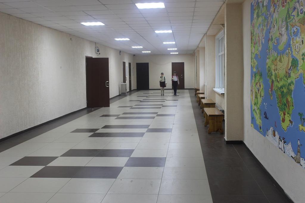 В Усть-Цильме на средства ЛУКОЙЛ-Коми отремонтировали школу