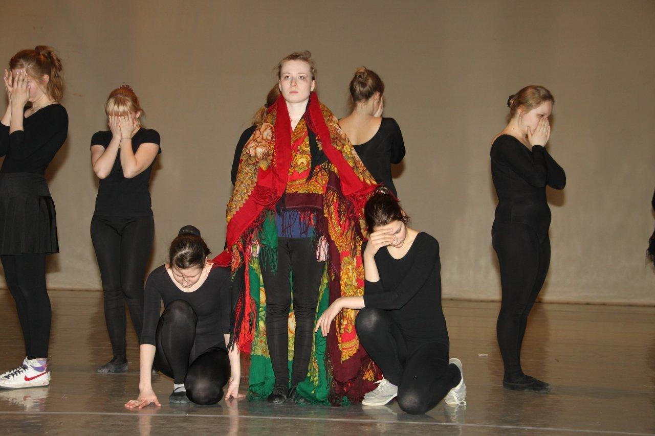 Будущие актеры из Сыктывкара набрались опыта в Марий Эл