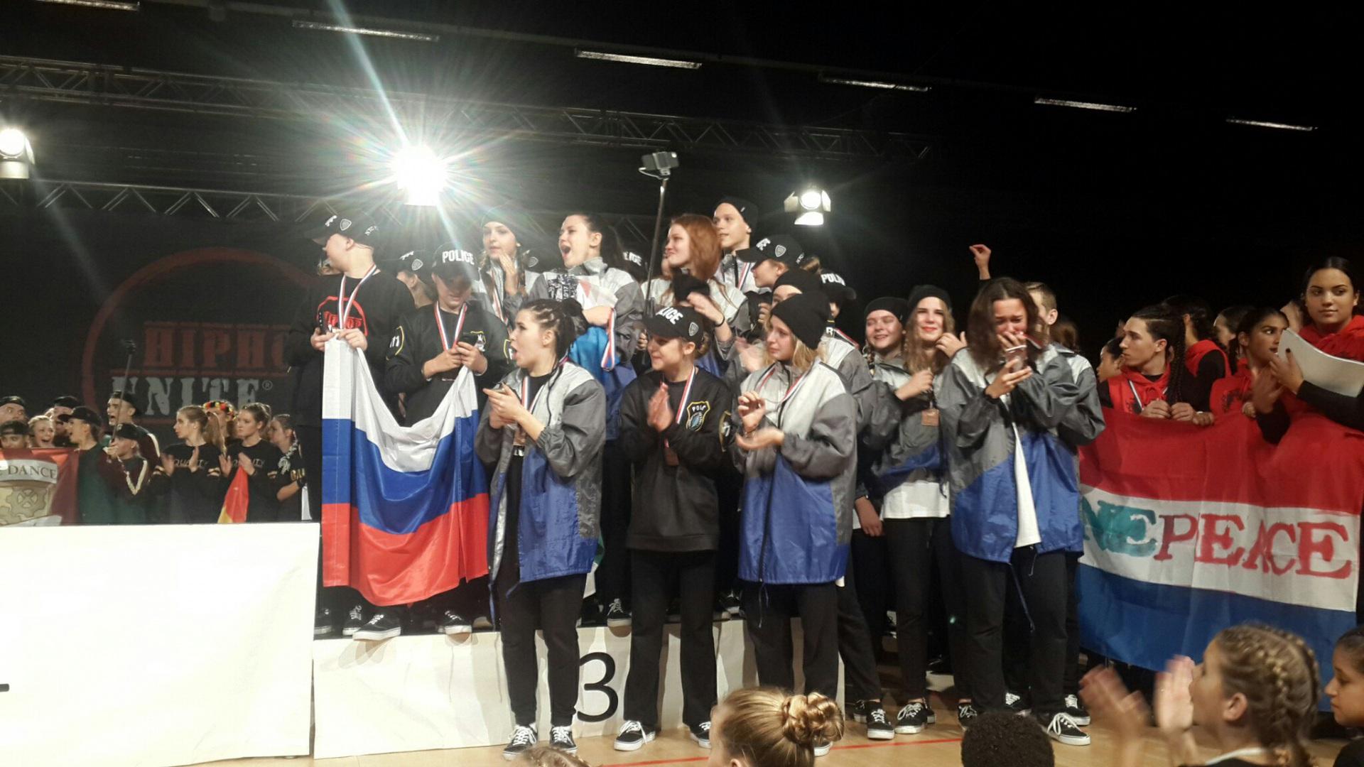 Сыктывкарский коллектив Region11 стал третьим на чемпионате мира по хип-хопу
