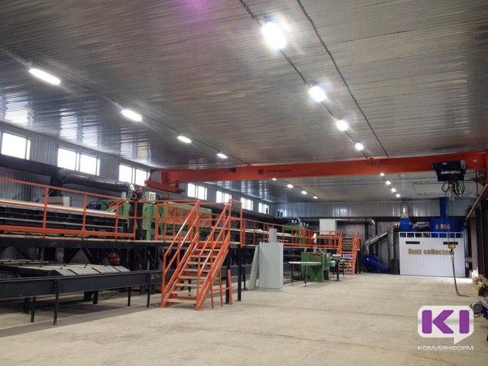 В Сысольском районе Коми откроется новое предприятие по глубокой переработке древесины
