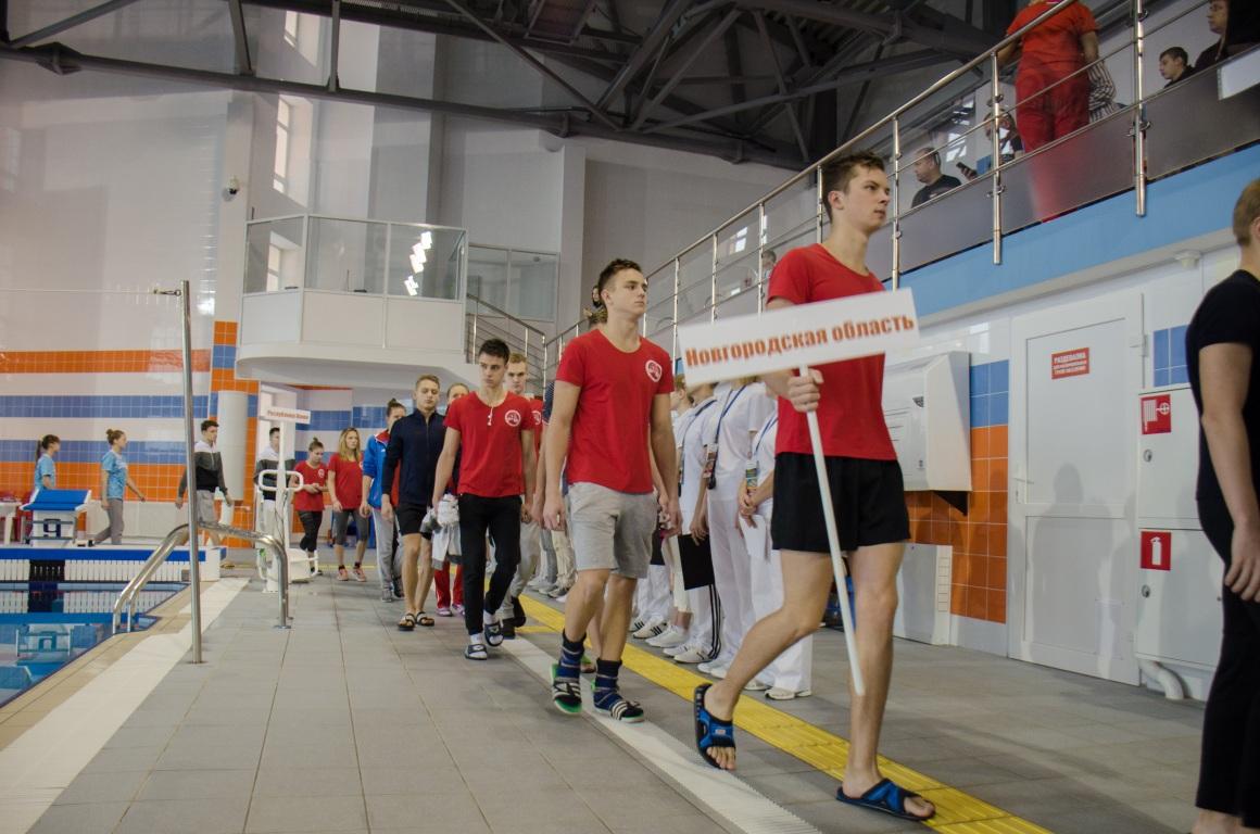 Сыктывкар принимает Чемпионат и Первенство Северо-Запада по плаванию на короткой воде