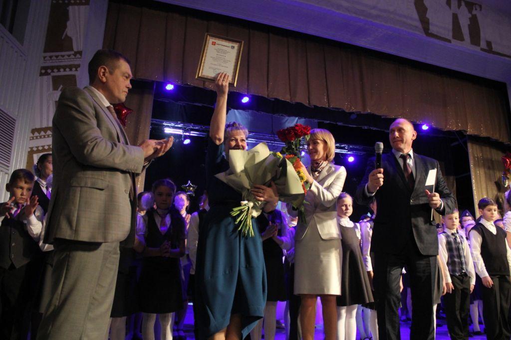 Воркутинская гимназия №2 в день своего 60-летия открыла биолабораторию