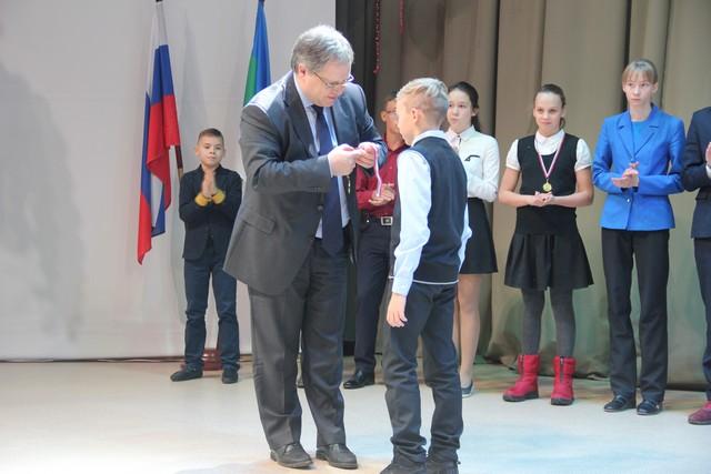 138 сыктывкарцев получили знаки отличия ГТО