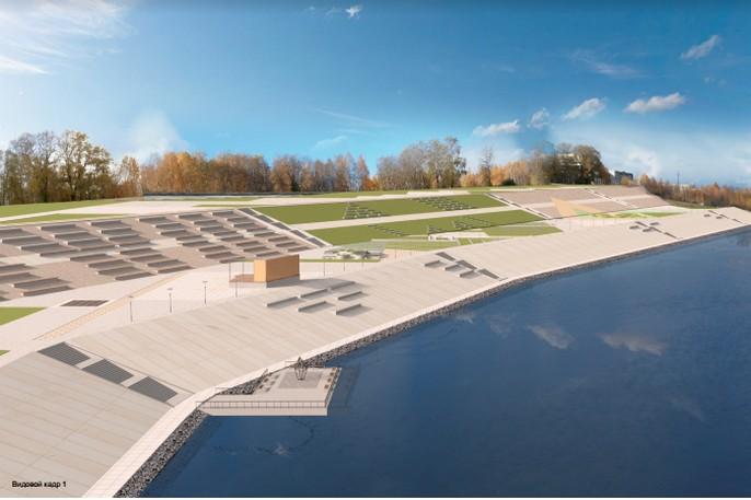 Имя победителя конкурса архитектурной концепции обустройства набережной в Сыктывкаре назовут 3 ноября