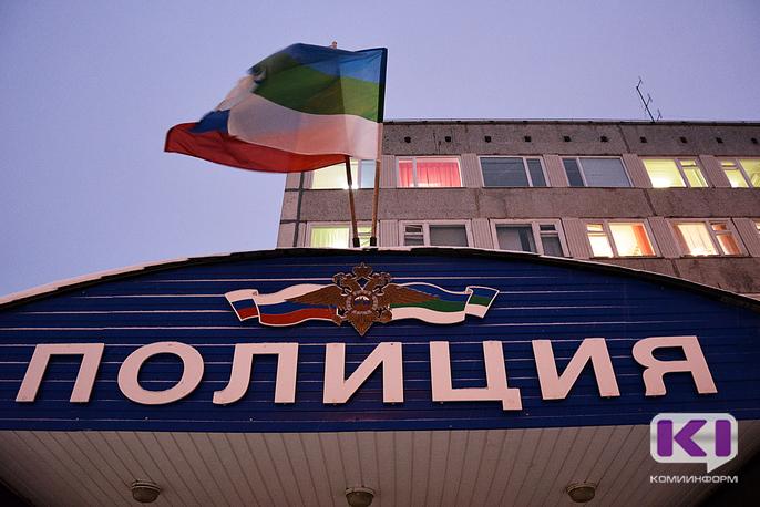 В Сыктывкаре задержан подозреваемый в разбойном нападении на отделение банка