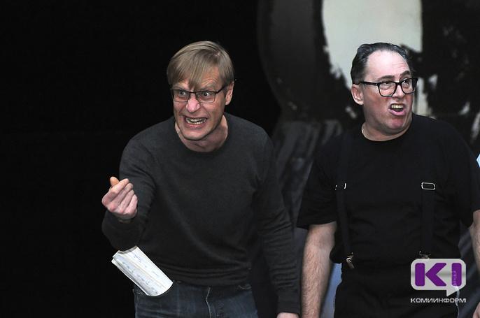 Актеры театра Покровского играют в Сыктывкаре, как на премьерном спектакле