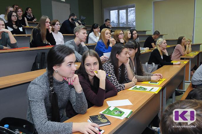 Студенты Сыктывкара поделились с МВД своими идеями борьбы с наркотиками