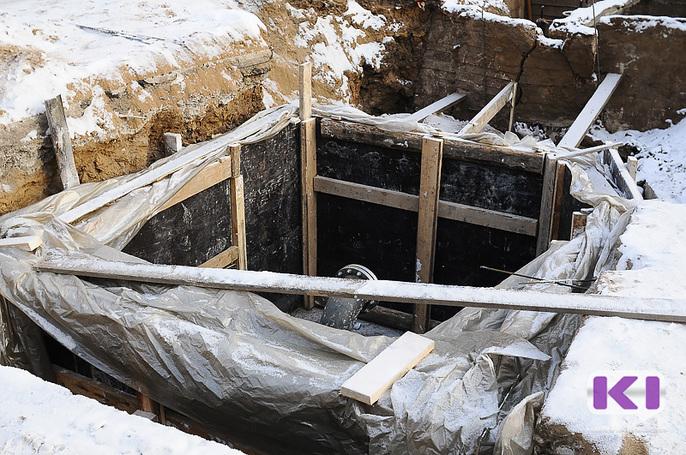 Часть Сыктывкара отключена от отопления из-за ремонта крупной магистрали