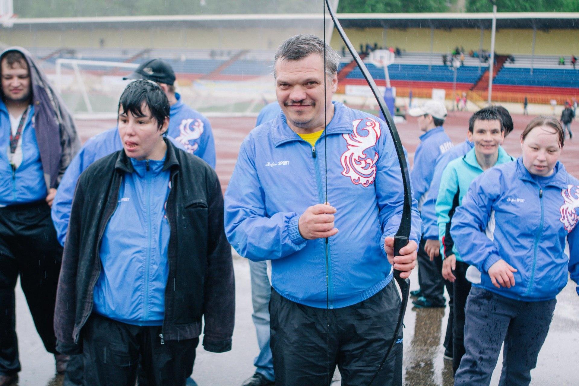 Развитие адаптивного спорта в Коми отметили на федеральном уровне