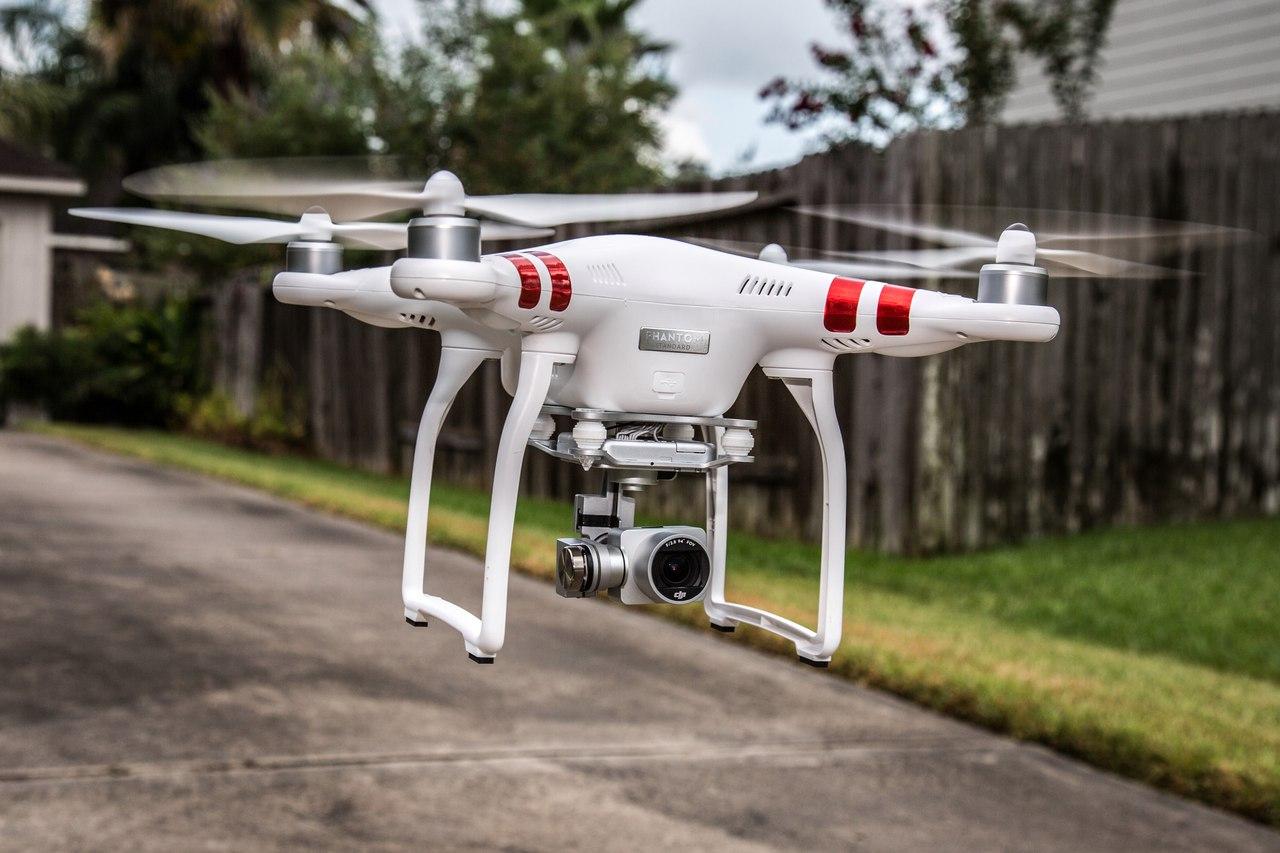 Профессия оператора дронов может появиться в России в 2018 году