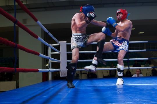 Сыктывкарские спортсмены доминировали на Чемпионате и Первенстве Коми по кикбосингу