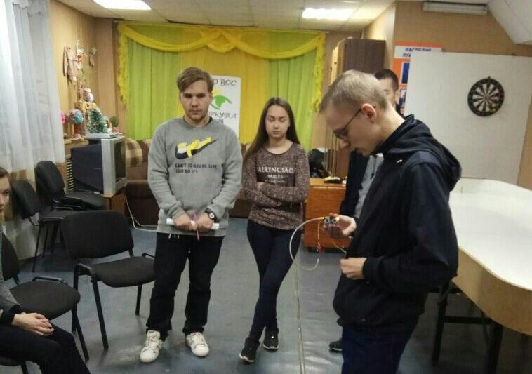 Молодежь Воркуты разработала дешёвые в производстве аналоги технических устройств для слабовидящих