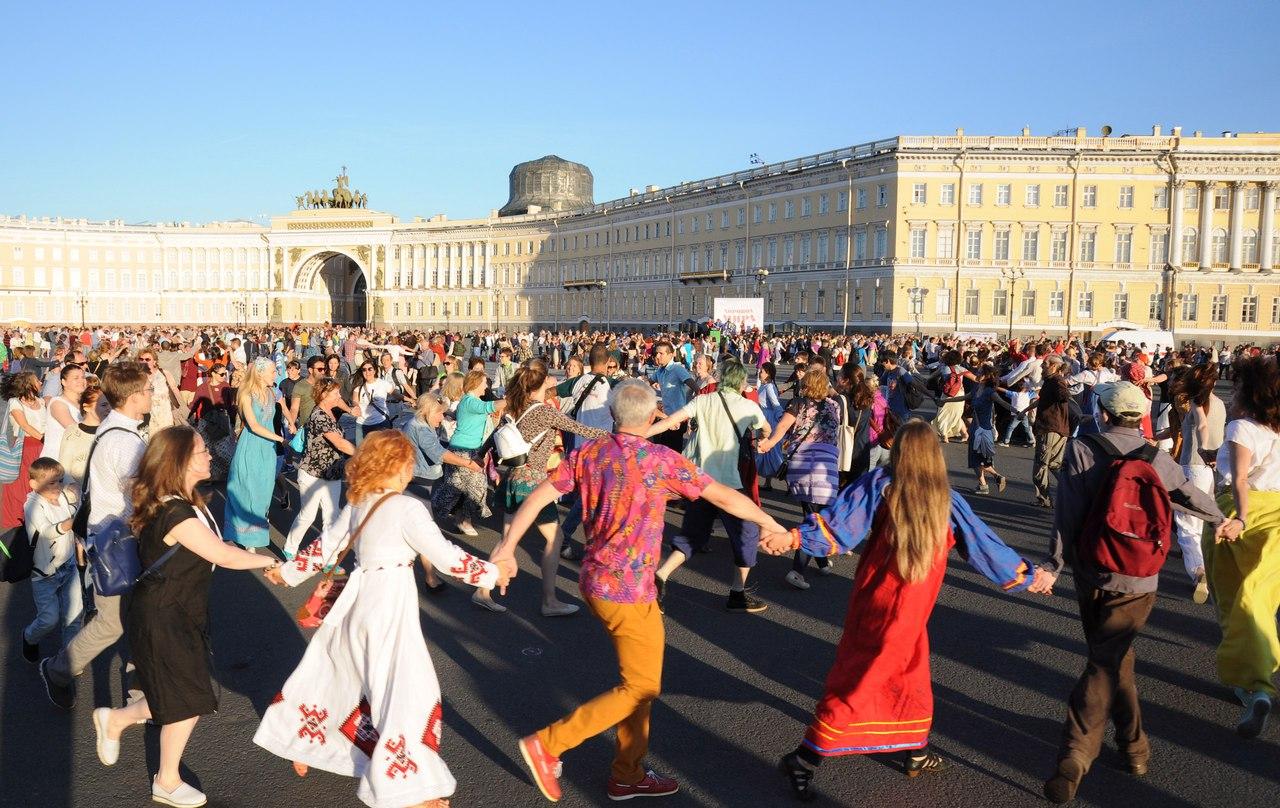 В День народного единства сыктывкарцы соберут энергию в едином хороводе
