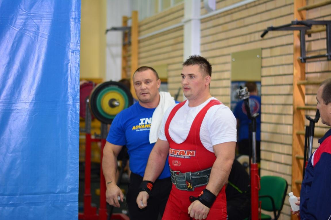Чемпионат Коми по пауэрлифтингу ознаменовался рекордом
