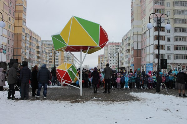 Активисты ОНФ в Коми подвели итоги проекта благоустройства городской среды в Сыктывкаре