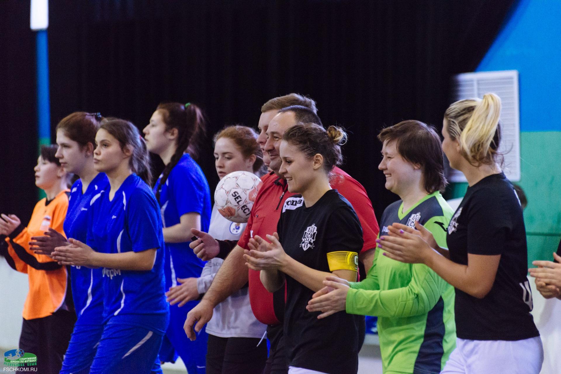 Женщины в Коми впервые сразятся в футбол под эгидой профильной Федерации