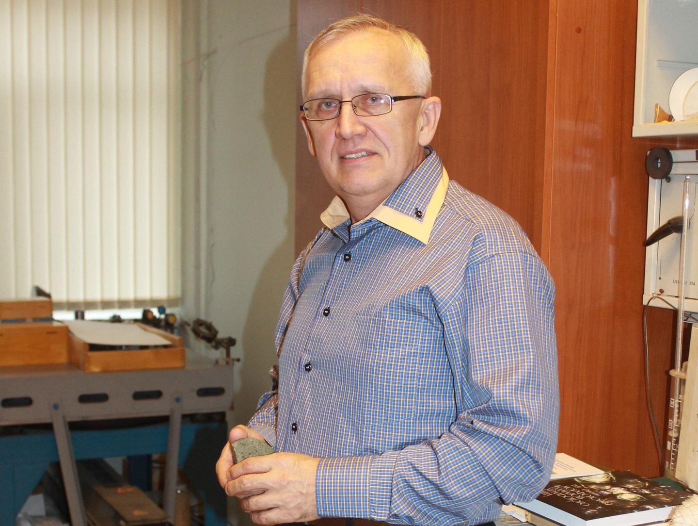 Алмазодобывающая компания заинтересовалась разработками ученого из Коми