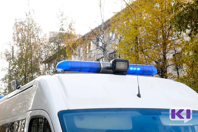 Девочка, сбитая машиной на улице Ручейной в Сыктывкаре, скончалась в карете скорой помощи
