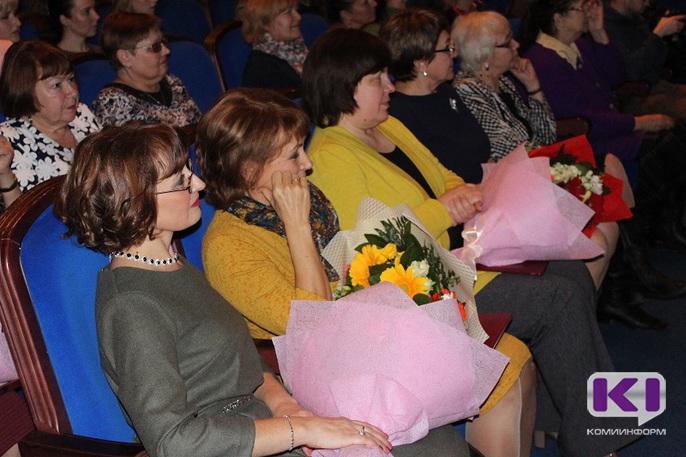 Национальная библиотека Коми приняла поздравления со 180-летним юбилеем