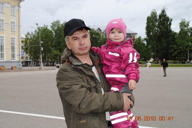 На лечение онкобольного сыктывкарца Сергея Щербакова собрана половина необходимой суммы