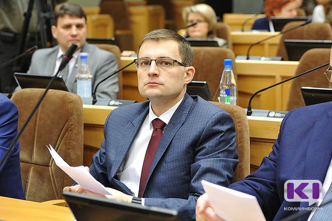 Сенатор от Коми Дмитрий Шатохин: