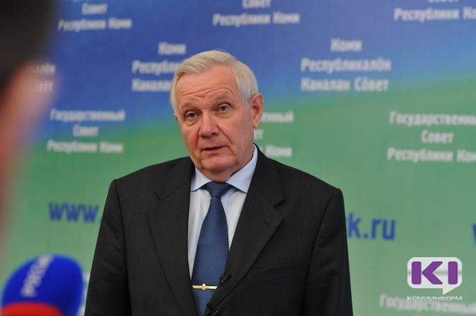 Сенатор Валерий Марков: