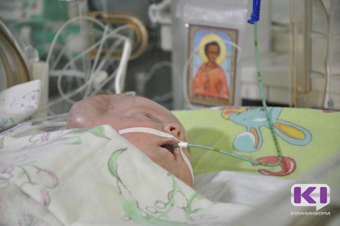 Спасти ребенка: жители Коми и других регионов страны пожертвовали Дамиру Атанасову 147 тысяч рублей