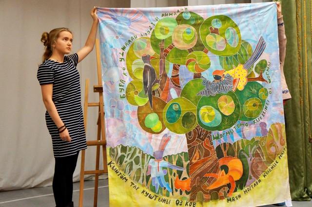 В столице Коми стартовал конкурс детского и юношеского изобразительного искусства