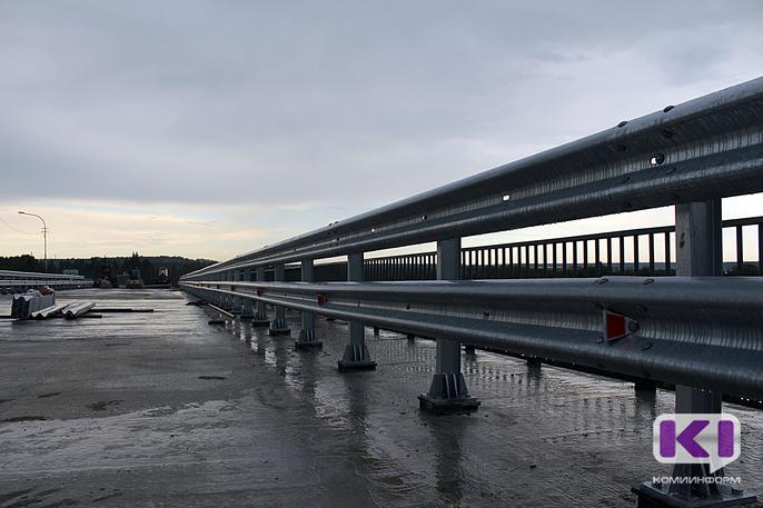 Строительство дорог останется одним из приоритетов для властей Коми на 2018 год