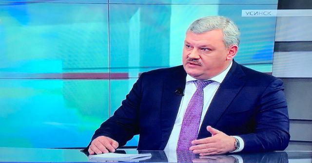 Глава Коми прокомментировал слухи о своей возможной отставке