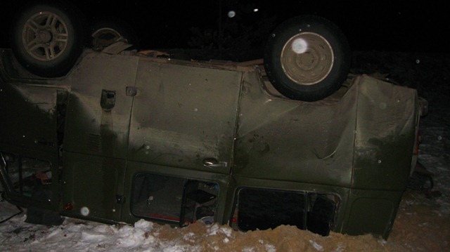 В Коми произошло две аварии с участием водителей, лишенных прав