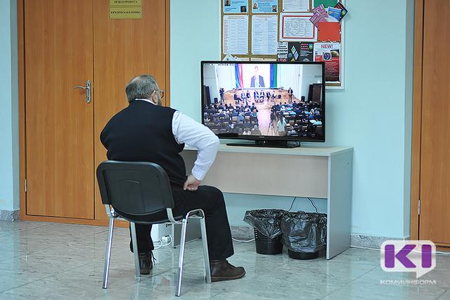 Сыктывкарской управляющей компании