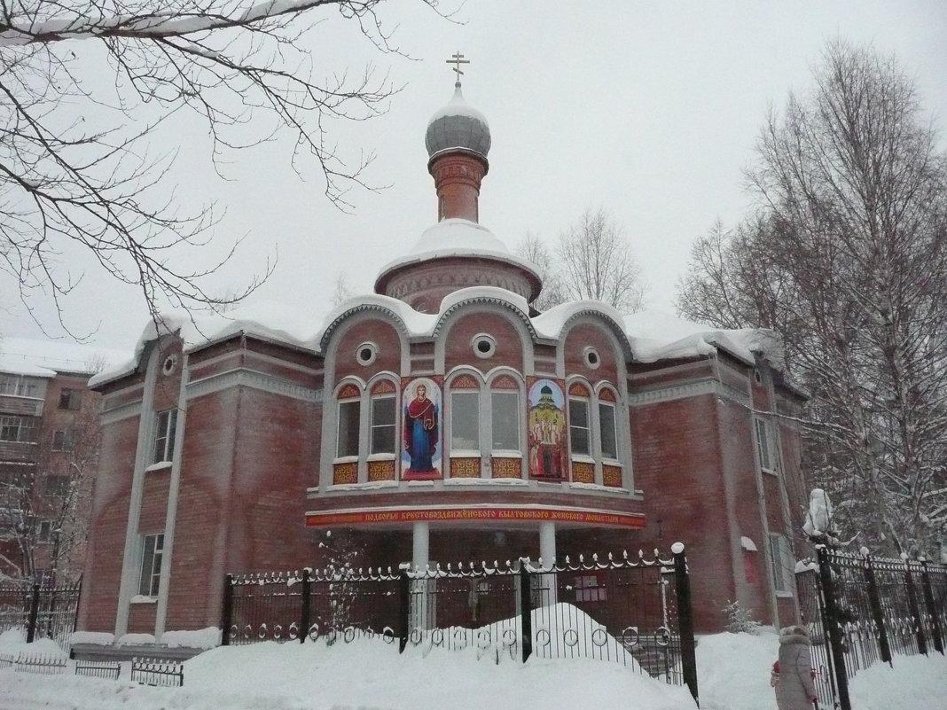 Подворье Кылтовского монастыря просит о продуктовой помощи