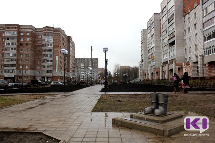 Новый бульвар в Эжве засадили экспериментальными ивами
